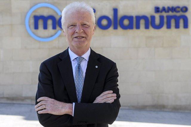 Vittorio Colussi, consejero delegado de Banco Mediolanum