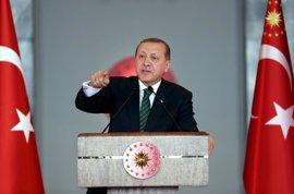 Erdogan denuncia que los milicianos kurdos en Siria atacan a civiles con armas de EEUU