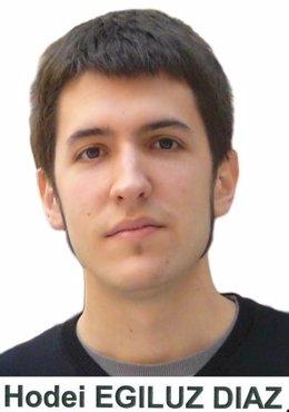 El joven desaparecido Hodei Egiluz