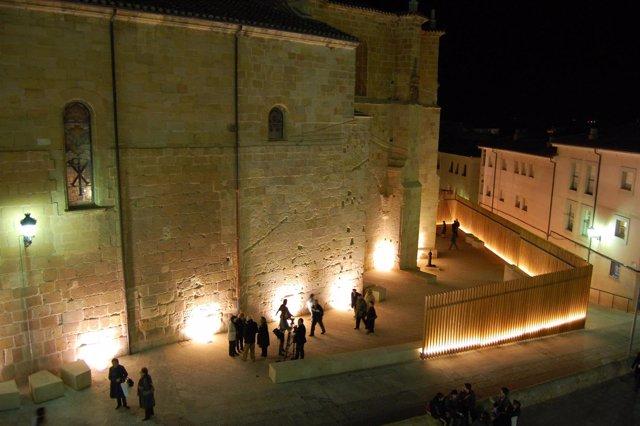 Iglesia de La Mayor de Soria