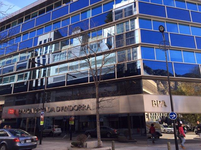 Sucursal de BPA en Andorra