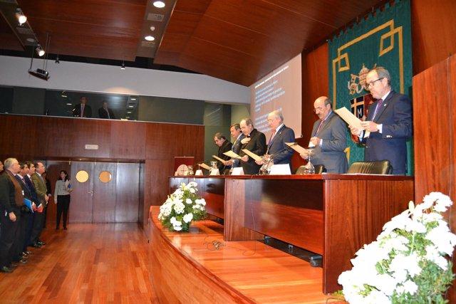 Inauguración de las IX Jornadas Católicas y Vida Pública