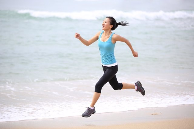 Correr mujer