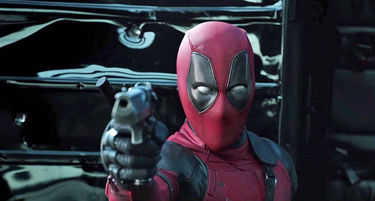 Brutal tráiler de Deadpool... Sin censura