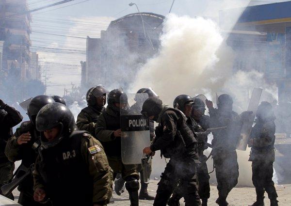 derechos humanos bolivia