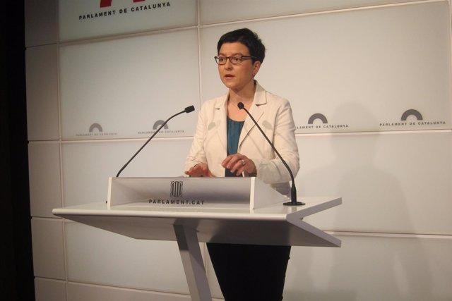 Eva Granados, PSC (Archivo)