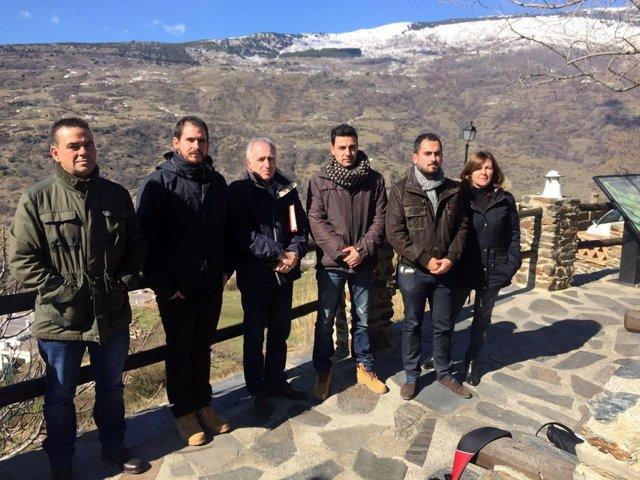 Encuentro de municipios de la Alpujarra de Granada