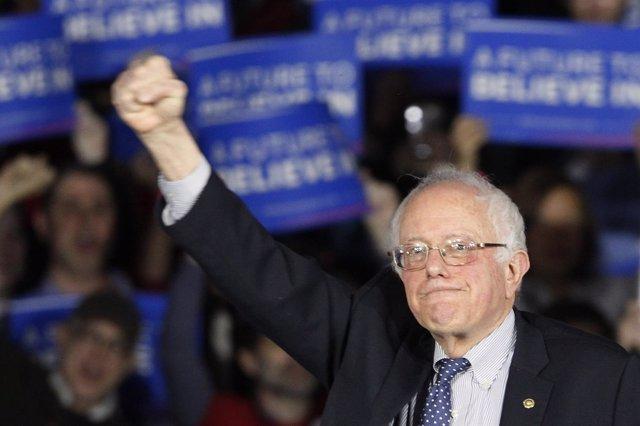 Bernie Sanders en Iowa