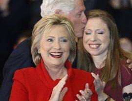 Clinton gana las primarias de Nevada por un estrecho margen