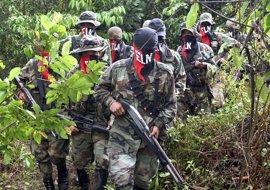Ascienden a siete los guerrilleros del ELN muertos en un enfrentamiento con el Ejército en Arauca