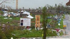Fiyi levantará el lunes el toque de queda tras el paso del ciclón 'Winston'