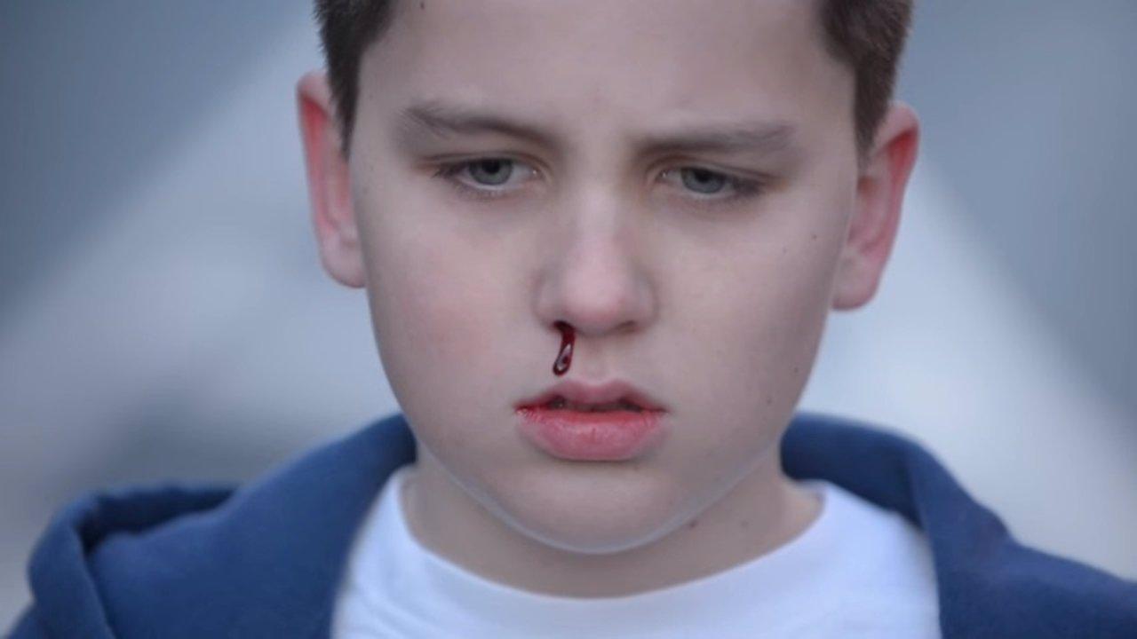 Vídeo de un adolescente pata acabar con el ciberbullying