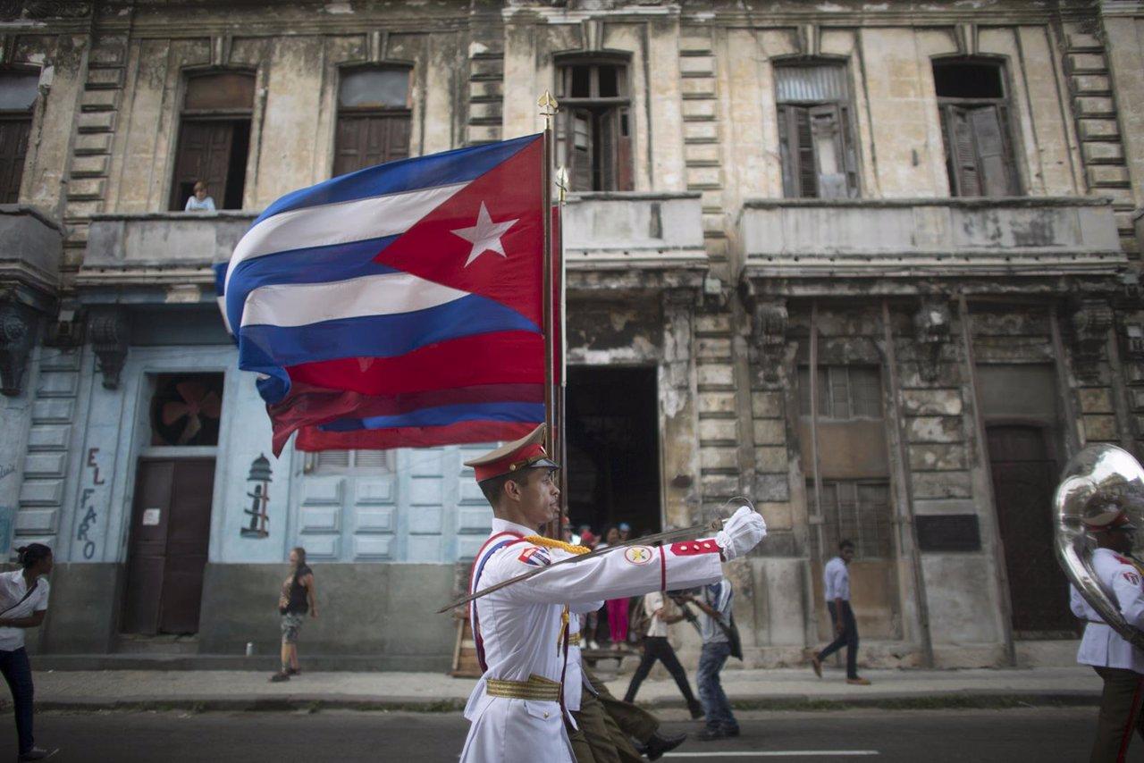 Desfile en La Habana