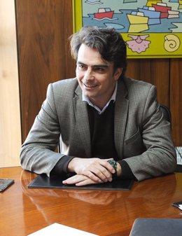 Diego Calvo, delegado territorial de la Xunta en A Coruña