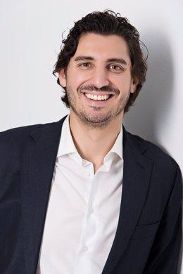El exdiputado y candidato a presidir el PP de A Coruña, Javier Escribano