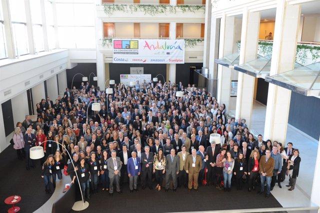 El Patronato de Turismo de Córdoba participa en una convención en Sitges