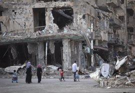 """EEUU reconoce un """"principio de acuerdo"""" para un alto el fuego en Siria"""