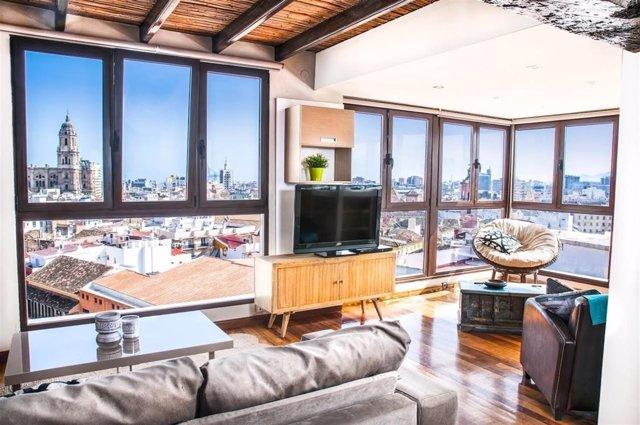 Apartamento turístico, piso, turismo, turistas, Málaga, alojamiento