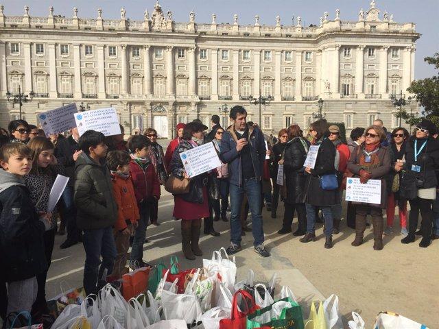 Jornada solidaria del Día Internacional del Guía Turí