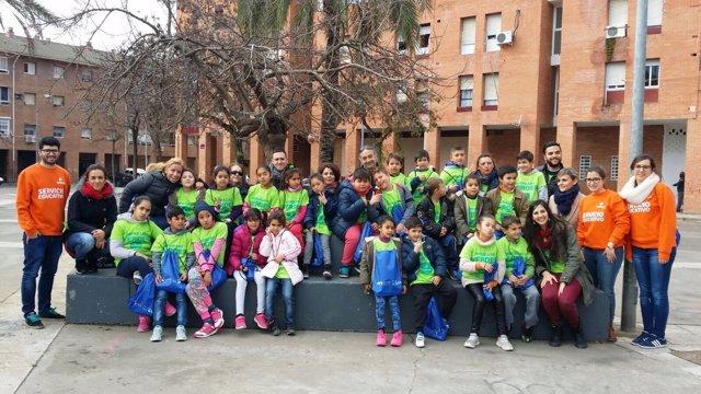 Patrullas verdes en Las Palmeras, en Córdoba