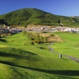 Uno de los campos de golf que liquida Martinsa