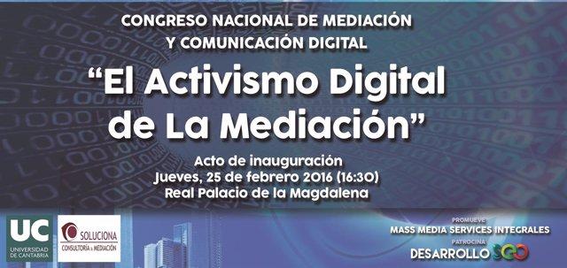 Congreso Nacional sobre Mediación y Comunicación Digital