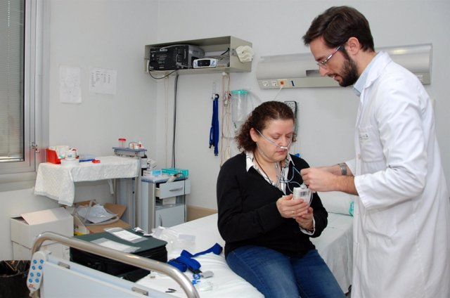 Cinsulta, médico, hospital, paciente