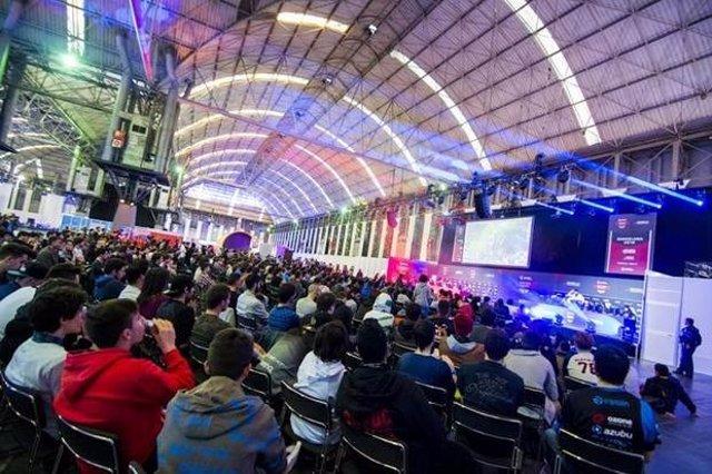 ESL Exop Barcelona 2016