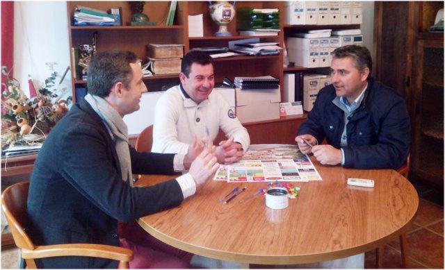 Málaga psoe el borge campo de fútbol diputación