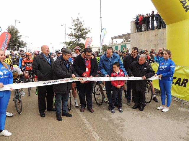 La Diputación de Cádiz colabora con la Vuelta a Andalucía
