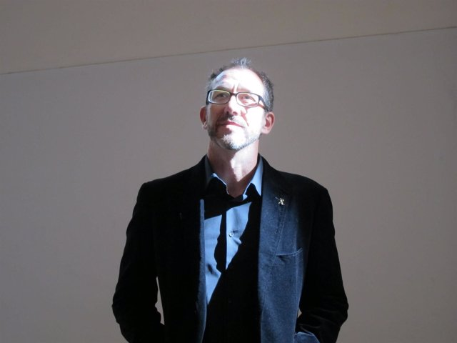 El escritor Ricardo Menéndez Salmón