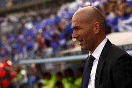 """Zidane: """"No pienso que la Liga está perdida"""""""