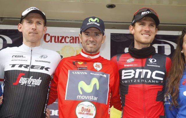 Alejandro Valverde gana su cuarta Vuelta a Andalucía
