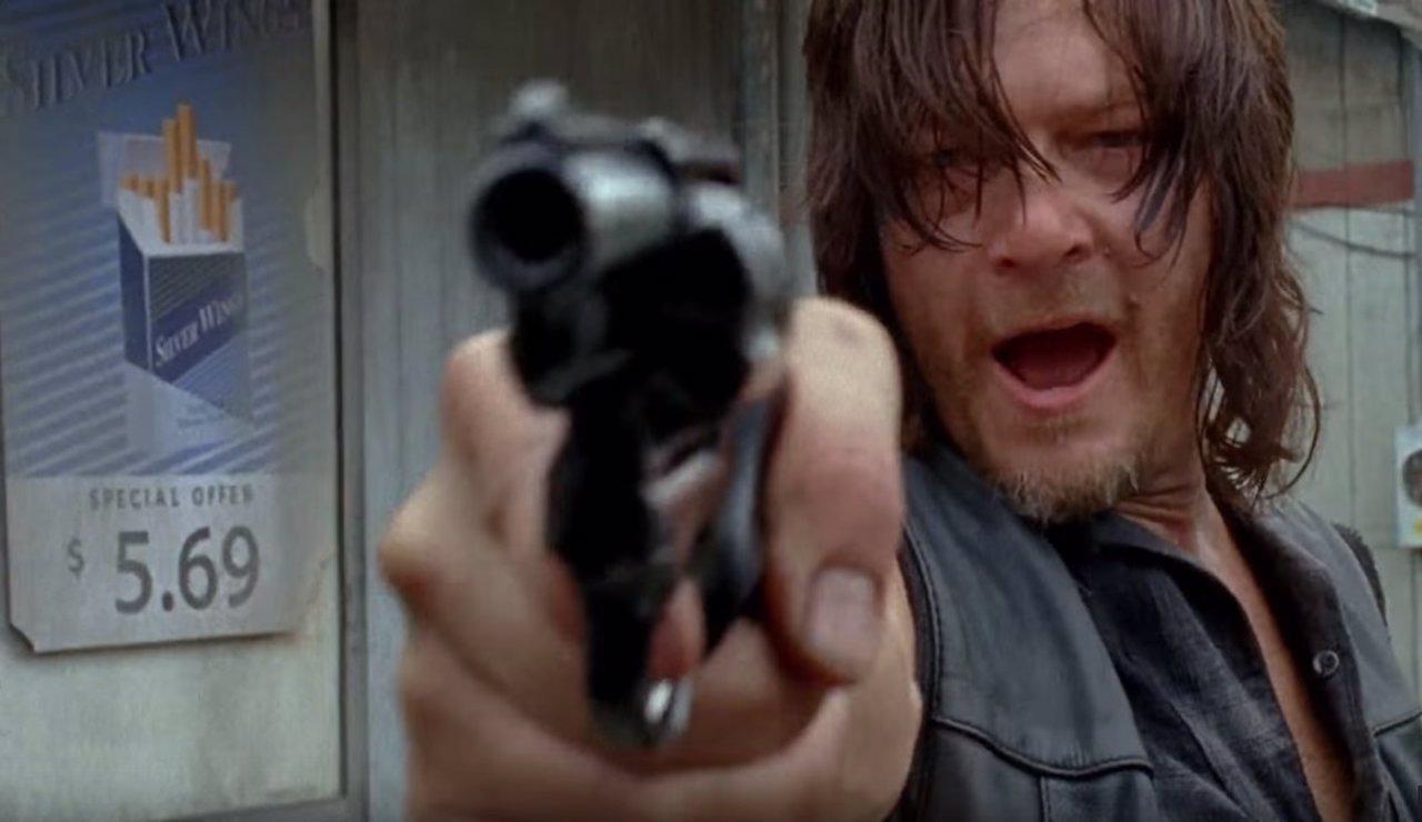 Norman Reedus es Daryl en The Walking Dead