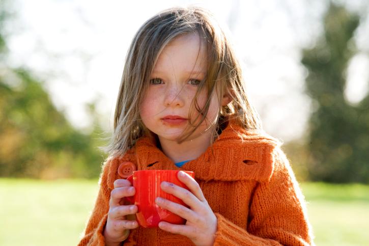 Consejos para hidratar a los niños en invierno