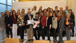 Premio Solidaridad Internacional y Derechos Humanos a Cooperacion en Honduras