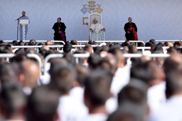 El Papa denuncia que las cárceles incapacitan a las personas en Ciudad Juárez