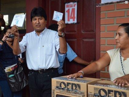 Los resultados del referéndum en Bolivia confirman el 'no' a la reelección de Morales