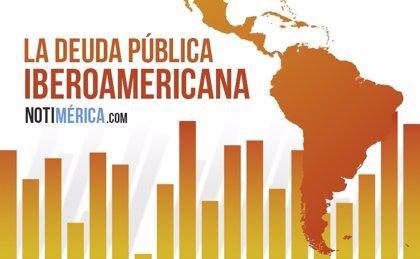 ¿Cuánto dinero debe cada iberoamericano?