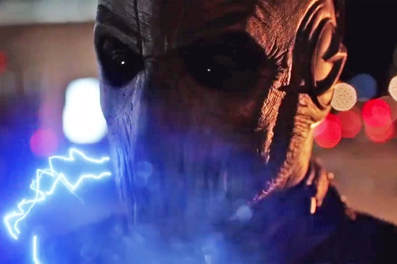 Zoom, el villano de The Flash