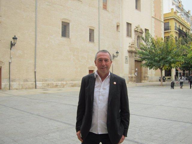 Joan Baldoví, cabeza de lista por Valencia de Compromís-Podemos