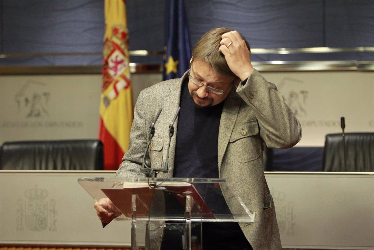 Xavier Domenech, de EnComu-Podem