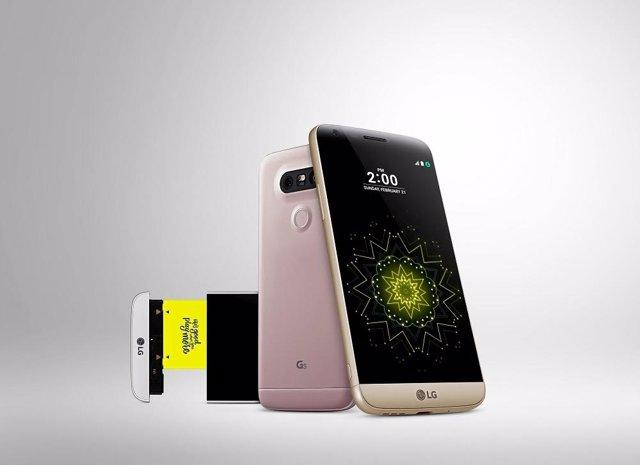 LG G5: la apuesta modular de LG