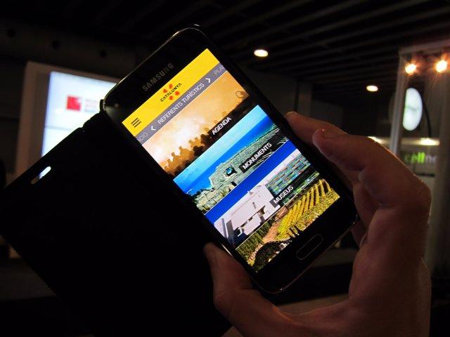 La Generalitat lanza una 'app' con toda la información turística de Catalunya