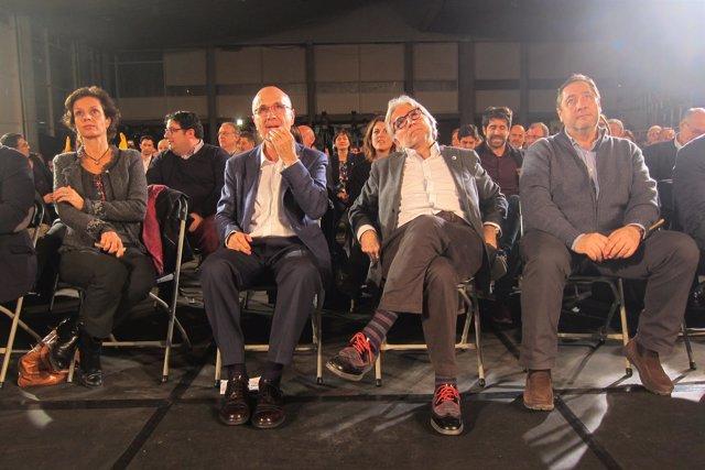 Josep Antoni Duran, Josep Sánchez Llibre, Josep Maria Pelegrí (Unió)