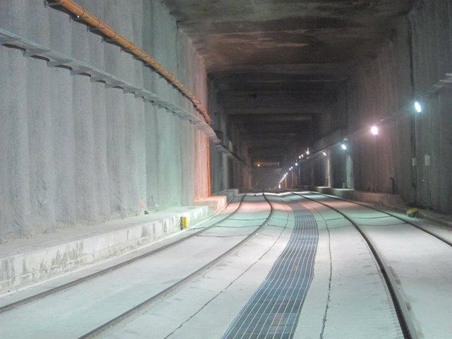 Túnel Sants-La Sagrera