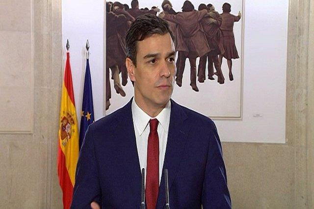 """Sánchez defiende un acuerdo con C's que """"suma"""""""
