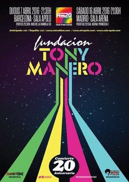 Fundación Tony Manero