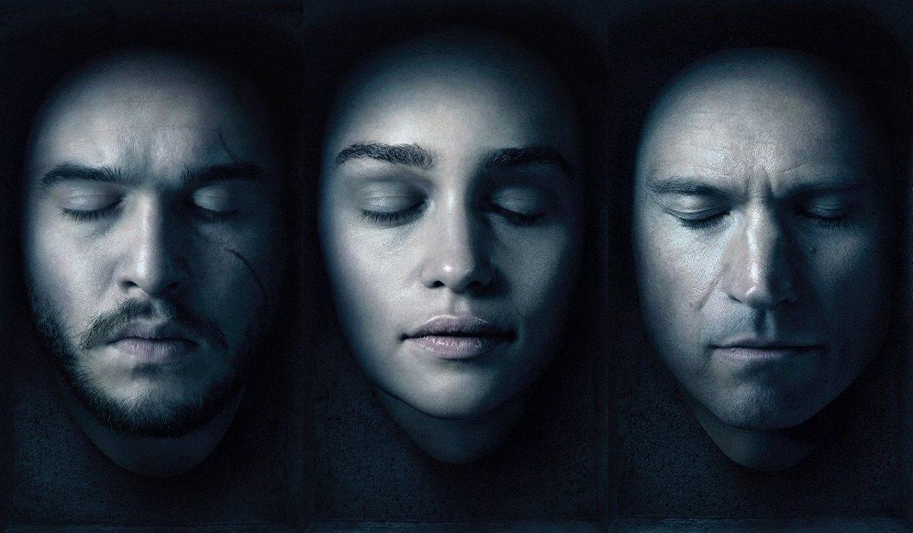 Juego de tronos: mortal avalancha de carteles de la sexta temporada