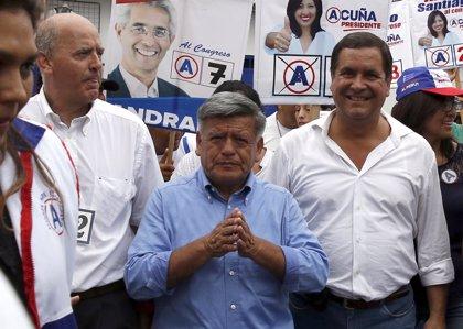 César Acuña no se retirará de la candidatura a la presidencia de Perú